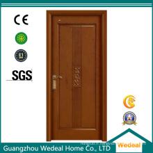 Porte en bois intérieure de panneau d'ABS pour le projet de taille moyenne