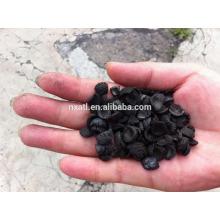 charbon actif granulaire de noix d'écrou pour la purification d'air et le traitement de gaz