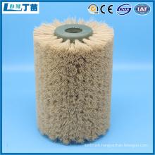 deburring dust elimination abrasive clean brush