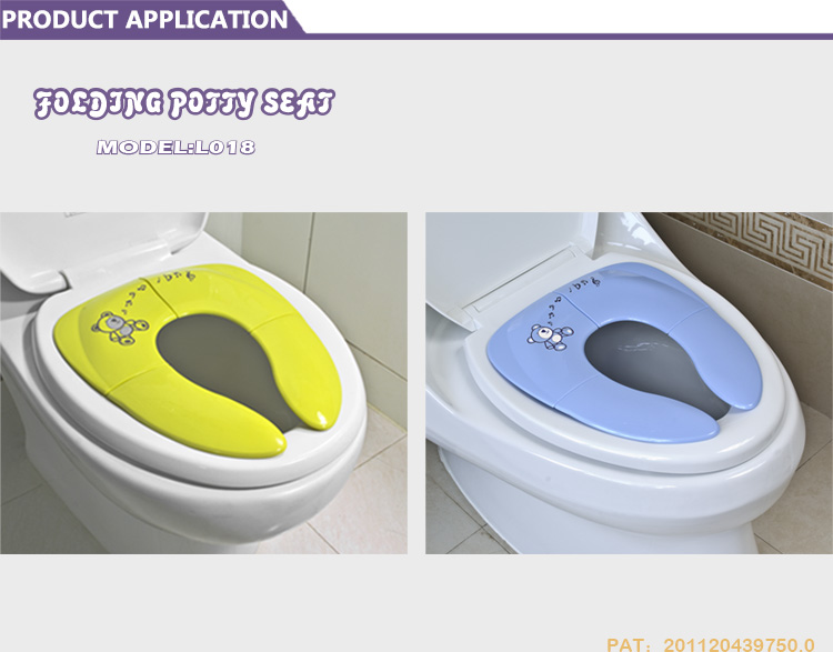 Safety Potty Toilet