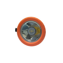 Linterna frontal LED para minería / lámpara de diadema