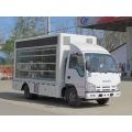 ISUZU LED Mobile Advertising Trucks For Sale