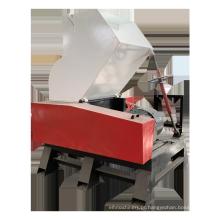 Máquina de trituração de resíduos de plástico