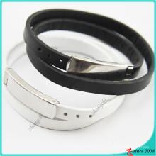 Мода ювелирные изделия Китай Поставщик кожаный браслет с пряжкой