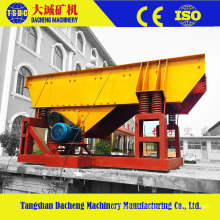 Stone Rock Sand Vibrating Feeder aus China
