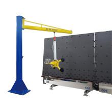 Levantador de sucção de porta de vidro de placa única