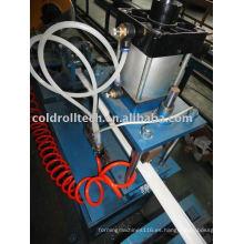 Espuma de obturación que forma la máquina