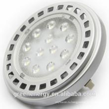 аттестация: CE 12В 11вт 15Вт Сид ar111 g53 Сид снабжение жилищем Сид ar111 cob светодиодный светильник ar111 gu53