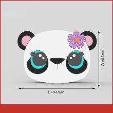 Индивидуальное беспроводное зарядное устройство Panda Bluetooth