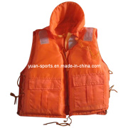 Life Jacket for Surfboard, Stand up Paddle Board, , Kayak and Other Water Sports