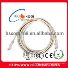 Cable de conexión Cat5e UTP / FTP / SFTP
