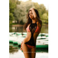Crochet Kleid Beachwear Bademode Badeanzug Bikini Dessous Schwimmen Bekleidung tragen