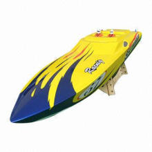 26cc RC Boat, Professional Large Torsion Propeller and Powerful Speed Motor, OEM Orders are Accepted