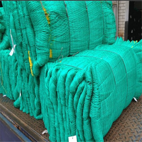 bale packing fish net