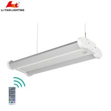 La lumière IP54 d'usine de logement de logement de PMMA en aluminium a mené le logement léger 100w de la baie 100w 140w 200w 240w 300w 130lm / w