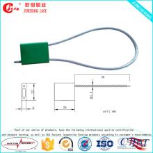 Fita de vedação Jccs-007, vedação de segurança e vedação de cabo de segurança de material plástico