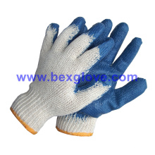 Günstige Art, 10 Gauge Tc Liner, Latex Coating Handschuh