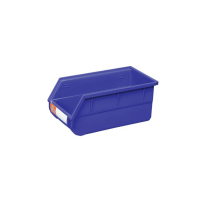 Cheap industrial warehouse shelf wall mounted plastic storage bin