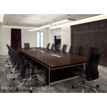 Высококачественный стол для дерева из твердого дерева (HF-Ltd112)