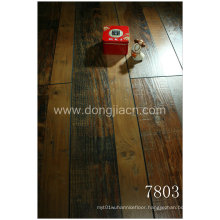 Exotic Synchronized Walnut Laminate Flooring 7803