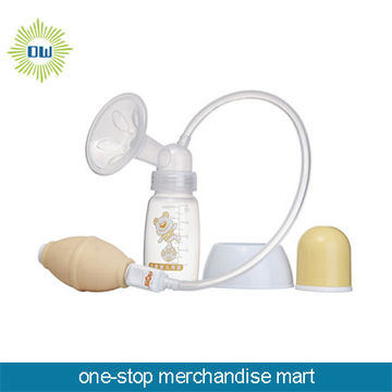 baby manual breast pump