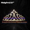 Crystal Pageant Princess Tiaras