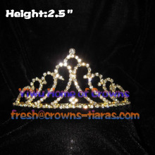 Tiaras de cristal Pageant Princess