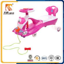 Vente chaude Big Swing Car avec dossier de l'usine de la Chine