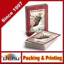 American Expedition Playing Cards - Elk Pcrd-104 (430053)