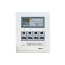 Painel de controle de extinção de gás para sistema de alarme de incêndio