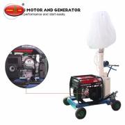 Portable Mobile Balloon Light Tower Diesel Generators