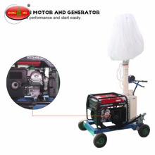 Portable Mobile Balloon Light Tower Diesel Generators