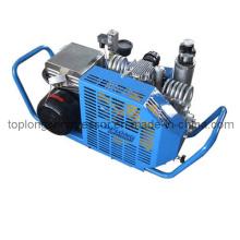Compresor de aire de alta presión del salto de la escafandra autónoma que respira compresor del Paintball (Ba100A 2.2kw)