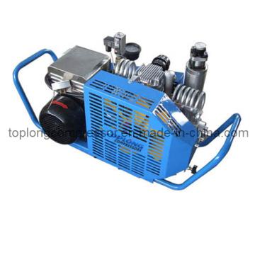 Compresor de alta presión Compresor de buceo Compresor de respiración Compresor de Paintball (Ba-100e)