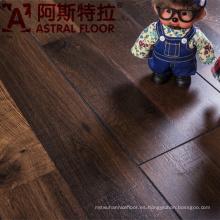 Hotsale 12mm Nuevo producto AC3 HDF Laminate Flooring (AS99807)