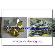 200 * 100CM выживание солнечный спальный мешок