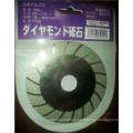 """Disco de 4 """"diamante revestido de disco de moagem de disco de moagem"""