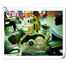 Diesel Engine Air Cooled for Boat Use KA186F