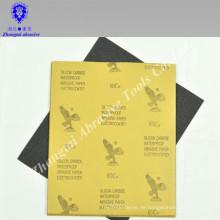 Aluminiumoxid wasserfestes Schleifpapier