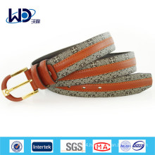 Newest Style Pin Buckle Genuine Leather Belt For Men