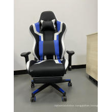 Whole-sale price High Back Swivel Computer Gaming Chairs With Footrest
