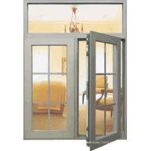 Feelingtop Casement Screening Thermal Break Aluminum Window