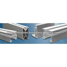 Aluminiumprofil für Rahmenmontage