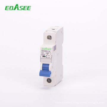 RoHS IEC60947 approved 80-125A D curve best price electrical switch
