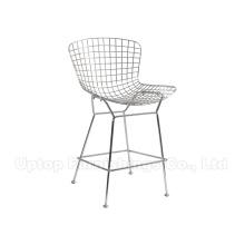 Knoll Furniture Metal Wire Harry Bertoia Stool (SP-HBC430)