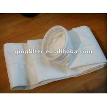 Filtro de bolsas de PTFE para el polvo en el incinerador