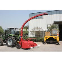 Professional manufacturer!! tractor mounted corn harvester