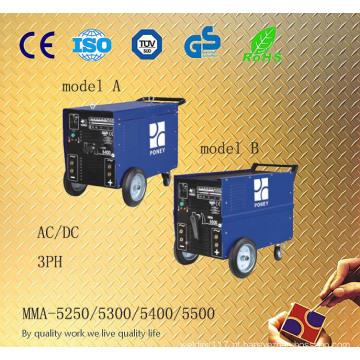 Máquina de solda AC / DC (MMA-5250/5300/5400/5500)