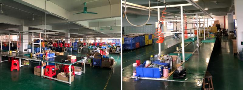 duramp factory