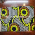 Горячая продажа популярный африканский воск набивные ткани